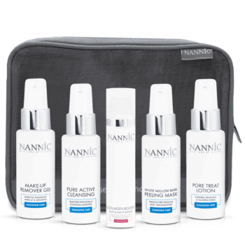 Cleansing Care Collection Set 4x50 Ml + 15 Ml Collagen Boost