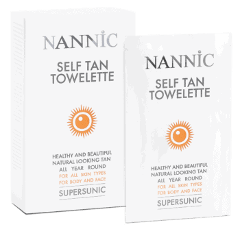 Supersunic Towelette
