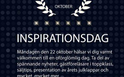 Inspirationsdag för återförsäljare