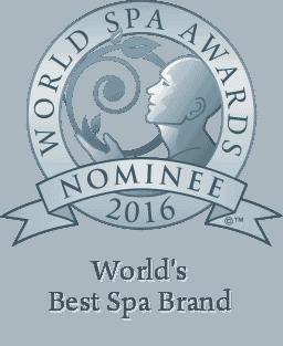 Nannic Worlds Best Spa Brand 2016 Nominee Shield Silver 256