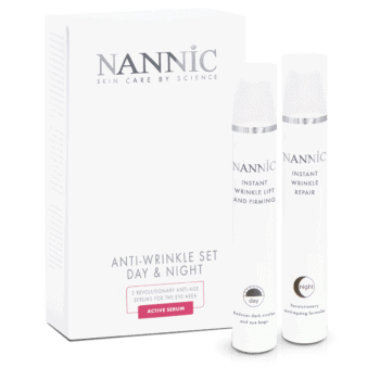 Anti Wrinkle Set 2x15ml V2